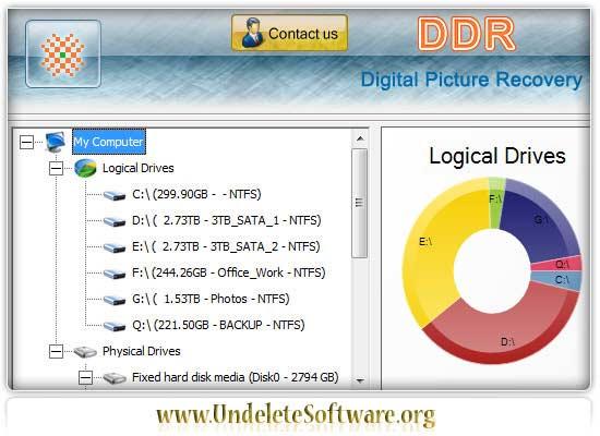 Photo Undelete Software